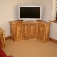 Irish Beech tv unit