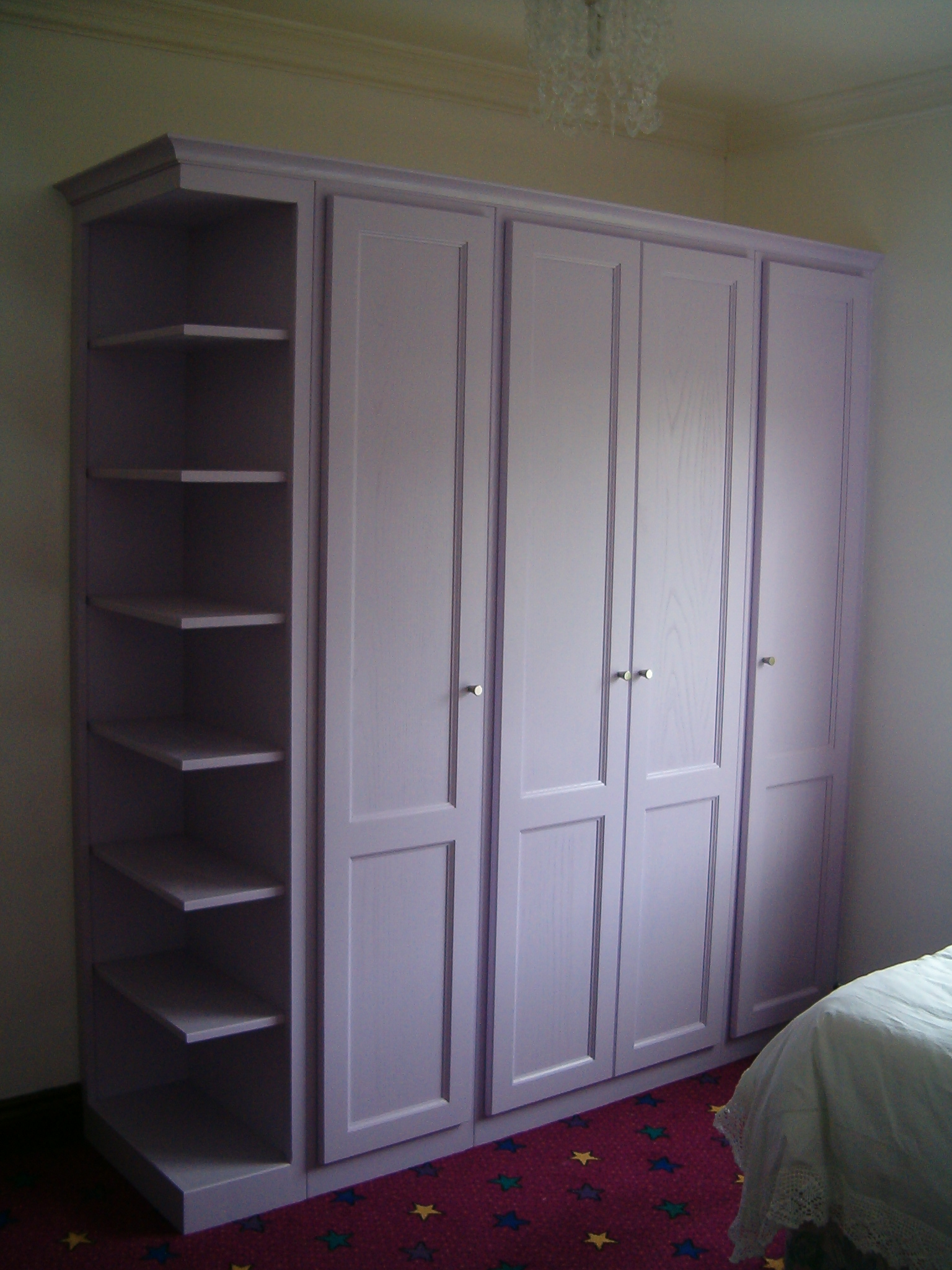 Solid Wood Wardrobes Fitted Wardrobes And Hand Painted Wardrobes By . Full resolution‎  portrait, nominally Width 1536 Height 2048 pixels, portrait with #59513D.