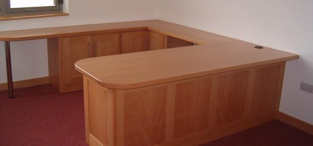 American beech office furniture