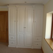 french white wardrobe